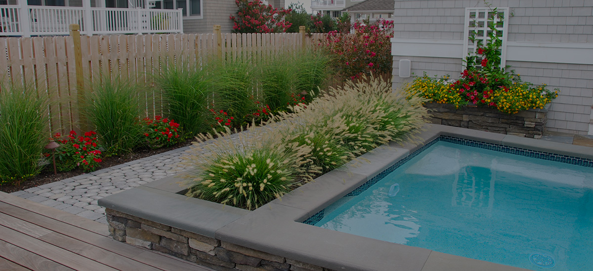 Flower Bed Planting & Hardscape Design