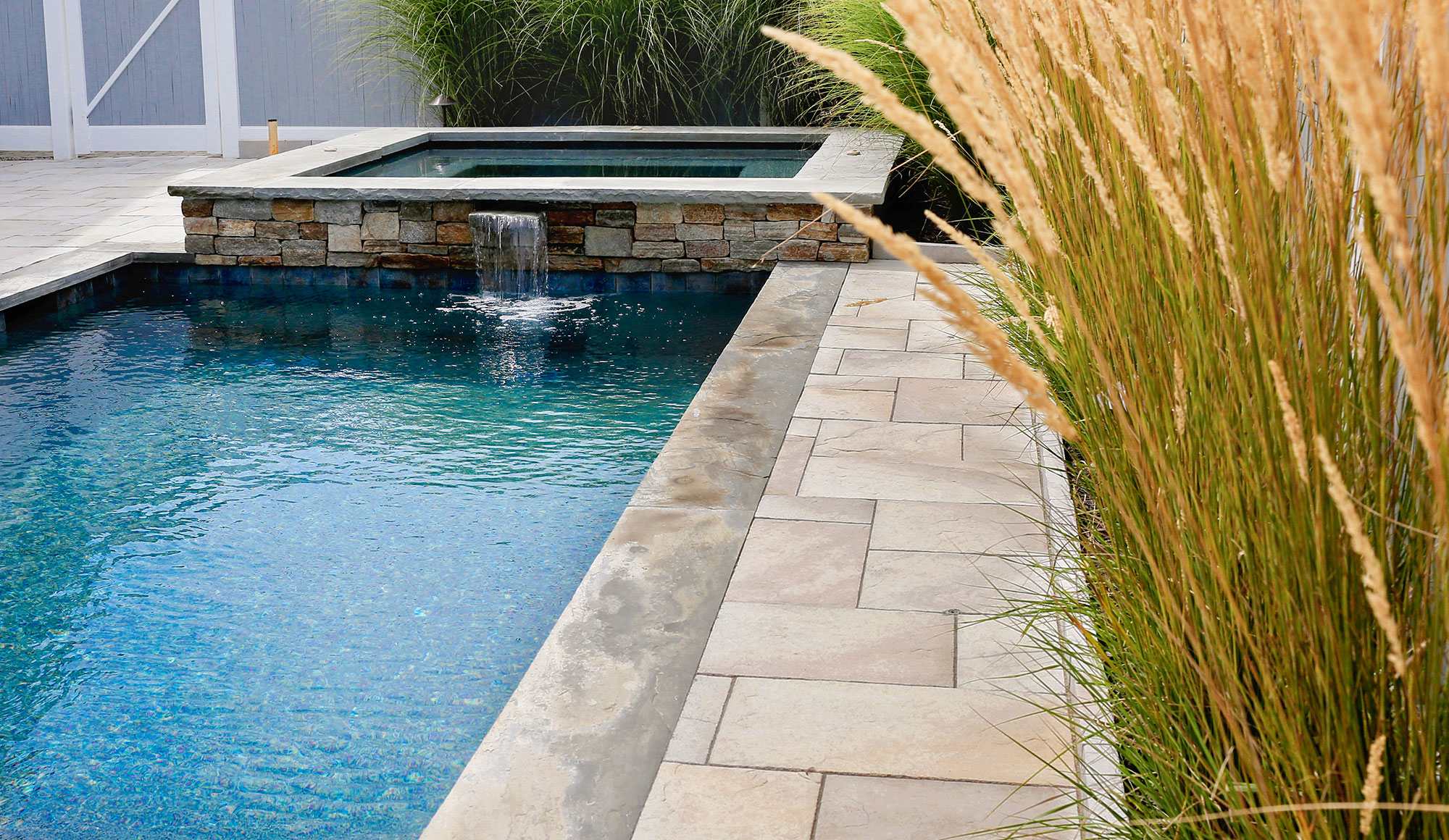 Create A Private Oasis With A Pool And Spa