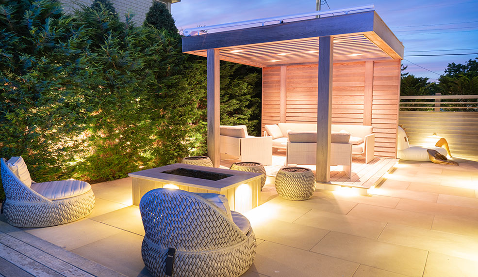 Long Beach Island Outdoor Lighting