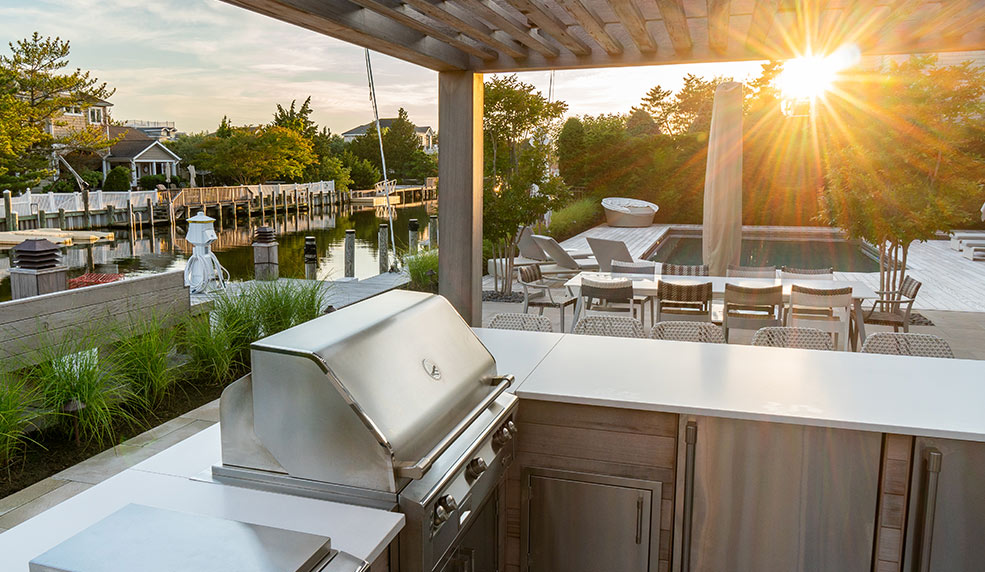 Long Beach Island Outdoor Living