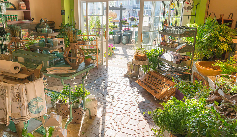 Long Beach Island Garden Shop